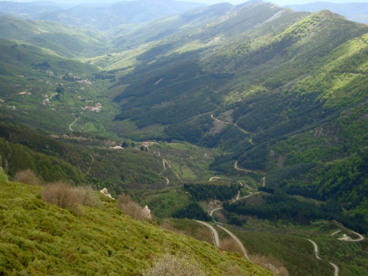 My valley of single track