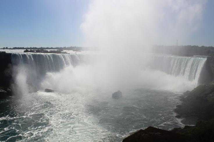 The Canadian Side of Niagara Falls