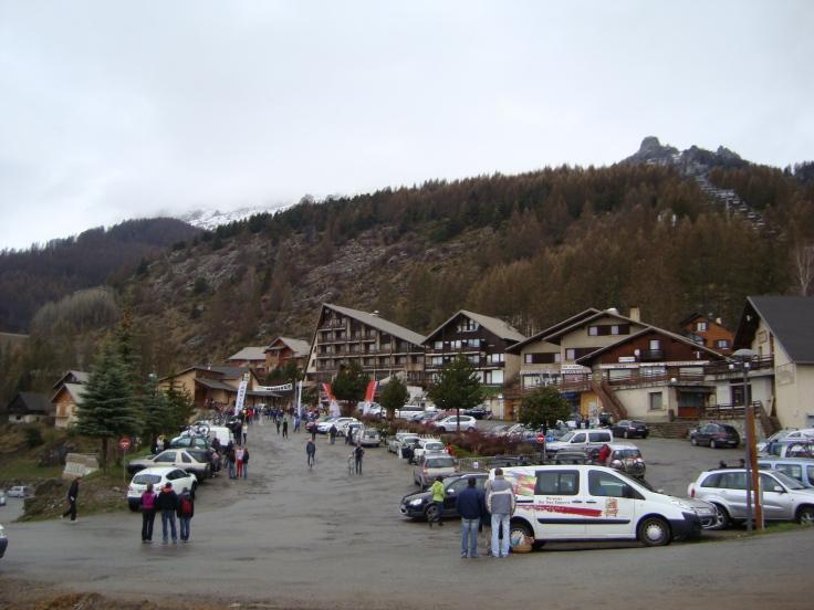 Chaillol Ski Station at 1600m