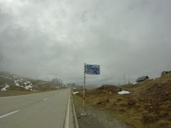 Nufenen Pass. 2nd highest paved pass in Switzerland.