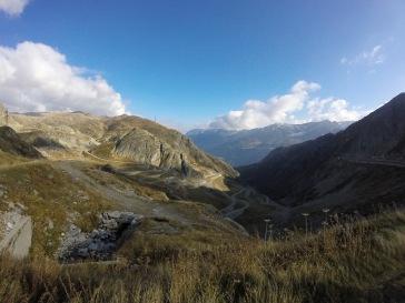 Gotthard Pass.